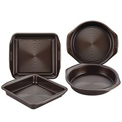 Circulon Symmetry 4-pc. Nonstick Cake Pan Set
