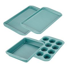 Farberware PurECOok 4-pc. Nonstick Ceramic Bakeware Set