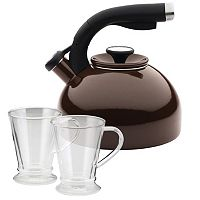 Circulon 3-pc. Teakettle & Beverage Mug Set