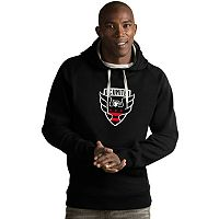 Men's Antigua DC United Victory Logo Hoodie