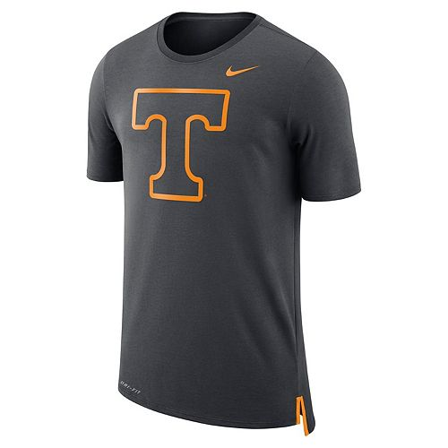 Men's Nike Tennessee Volunteers Dri-FIT Mesh Back Travel Tee