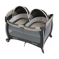 Graco Twins Pack 'N Play Playard
