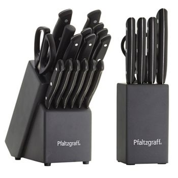 Pfaltzgraff 17-Pc. Cutlery Set w/6-pc. Bonus Prep Set