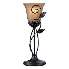 Kenroy Home Arbor Torchiere Table Lamp