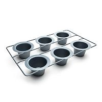 Fox Run Brands 6-pc. Popover Pan Set
