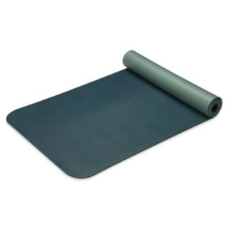 Gaiam 5mm Earth Lovers Lagoon Sky Reversible Yoga Mat