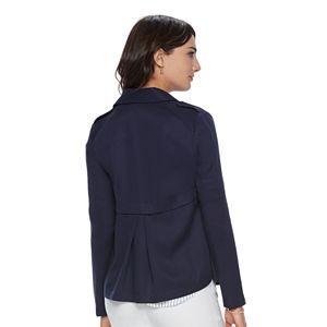 Women's ELLE? Pleated Blazer