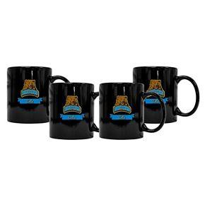 UCLA Bruins 4-Pack Coffee Mug Set