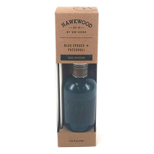 Hawkwood Blue Spruce & Patchouli Reed Diffuser 11-piece Set