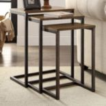 Addison Chairside Nesting Table 3-piece Set