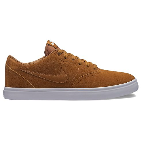 Nike SB Check Solarsoft Men's Skate Shoes