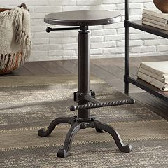 Modena Industrial Adjustable Stool