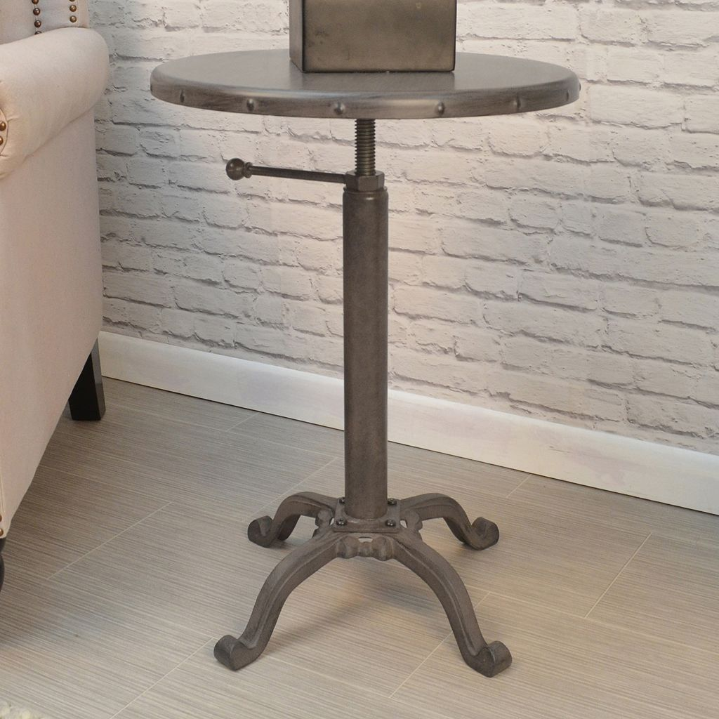Irene Adjustable End Table