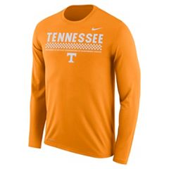 Men's Nike Tennessee Volunteers Dri-FIT Legend Staff Long-Sleeve Tee