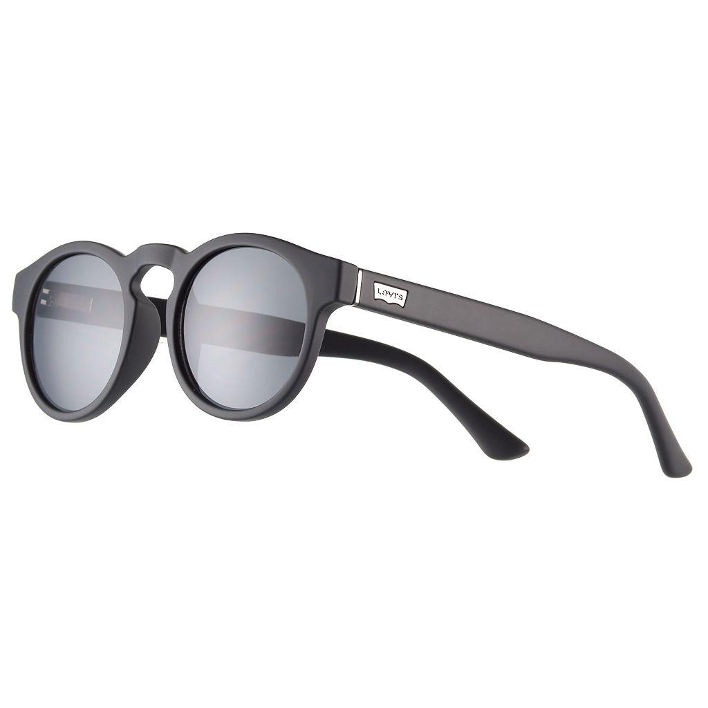 Men's Levi's® Polarized Round Sunglasses