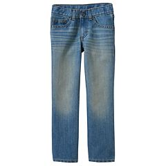 Boys 4-12 SONOMA Goods for Life™ Relaxed Bootcut Jeans in Regular, Slim & Husky