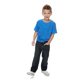 Boys' 4-12 SONOMA Goods for Life? Relaxed Bootcut Jeans in Regular, Slim & Husky