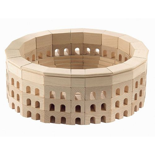 HABA Roman Coliseum Architectural Block Set