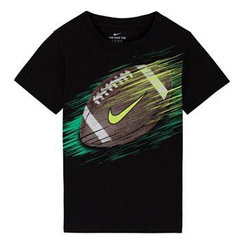 Boys 4-7 Nike Linear Football Graphic Tee