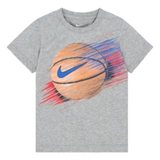 Boys 4-7 Nike Linear Basketball Graphic Tee