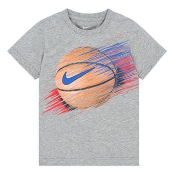 Boys 4-7 Nike Linear Basketball Graphic Tee