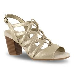 Easy Street Admire Women's Block Heel Sandals by