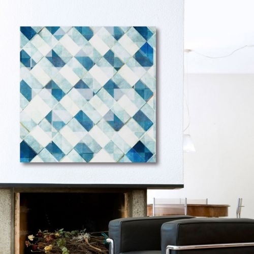 Marmont Hill Interwoven Canvas Wall Art