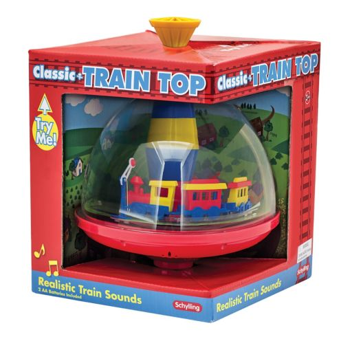 Schylling Train Spinning Top