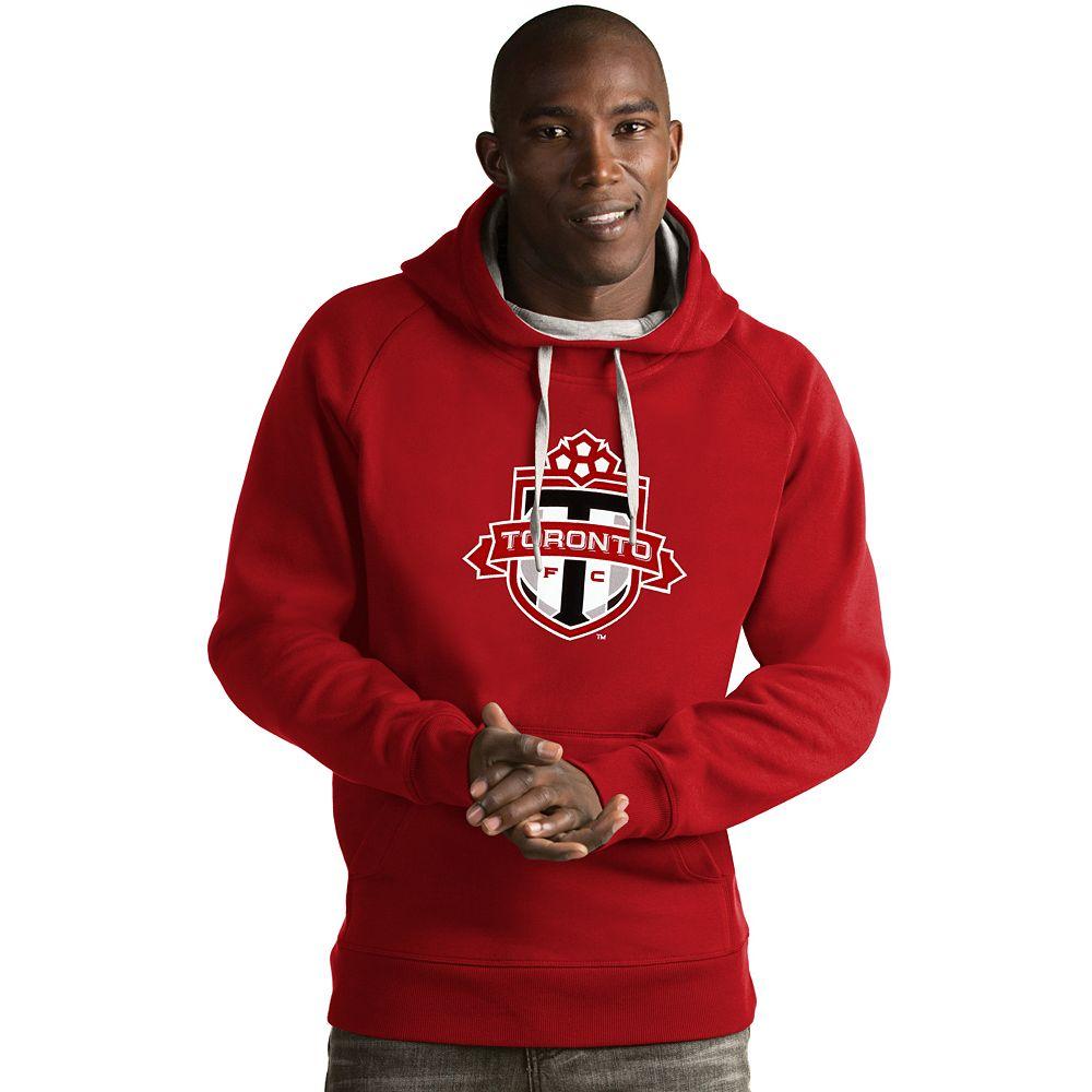 Men's Antigua Toronto FC Victory Logo Hoodie