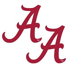 Alabama Crimson Tide 2-Pack Large Peel & Stick Decals