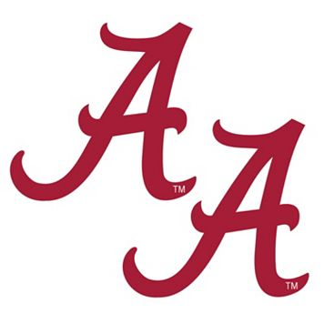 Alabama Crimson Tide 2-Pack Large Peel & Stick Decals