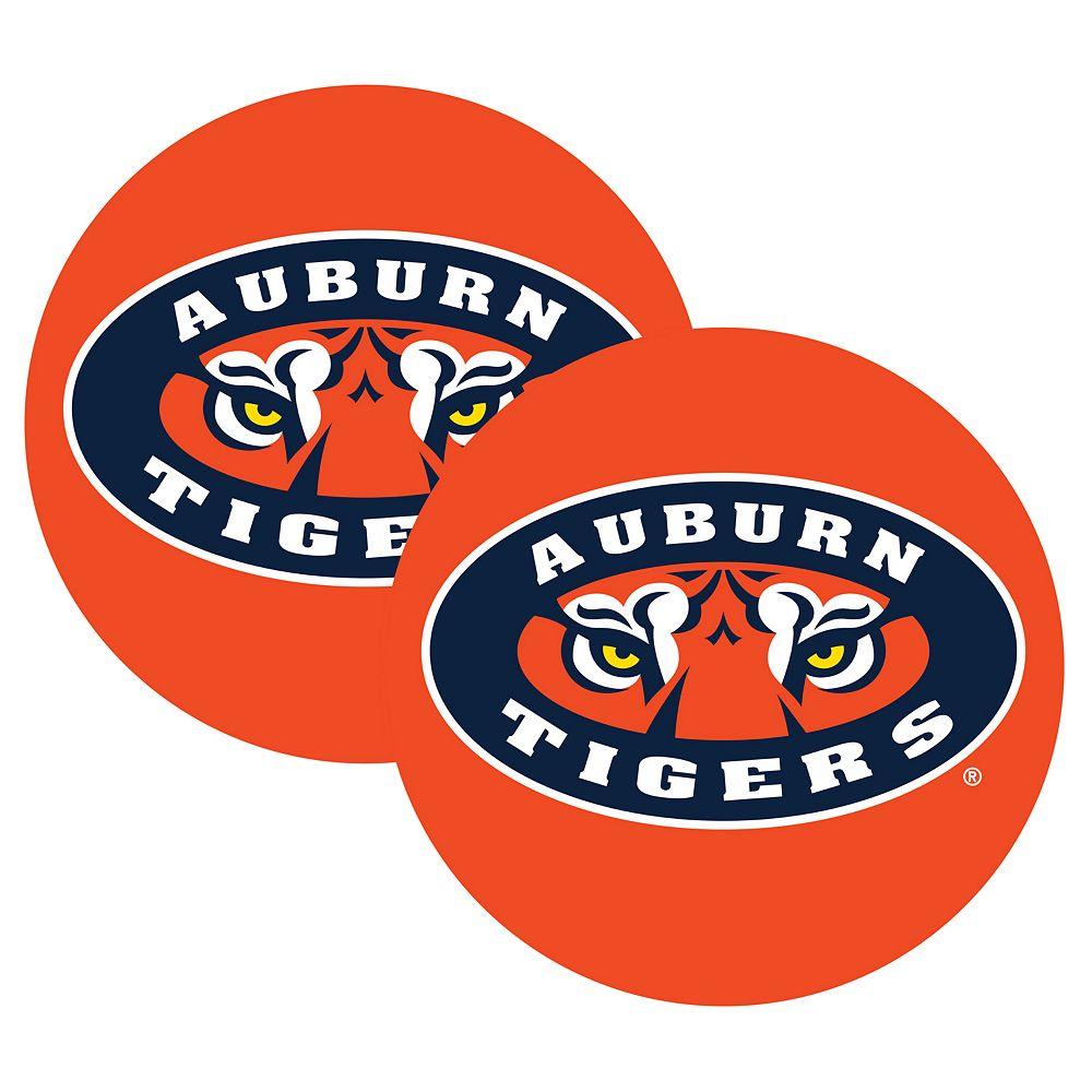 Auburn Tigers 2-Pack Large Peel & Stick Decals