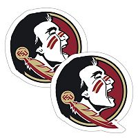Florida State Seminoles 2-Pack Large Peel & Stick Decals