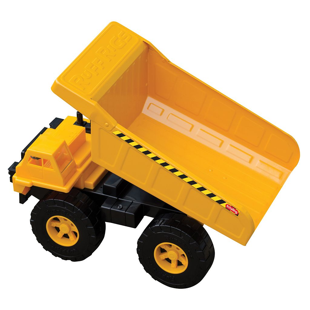 Schylling Ruff Rig Dump Truck