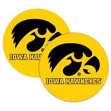 Iowa Hawkeyes 2-Pack Large Peel & Stick Decals