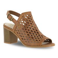 Easy Street Erin Women's Block Heel Sandals