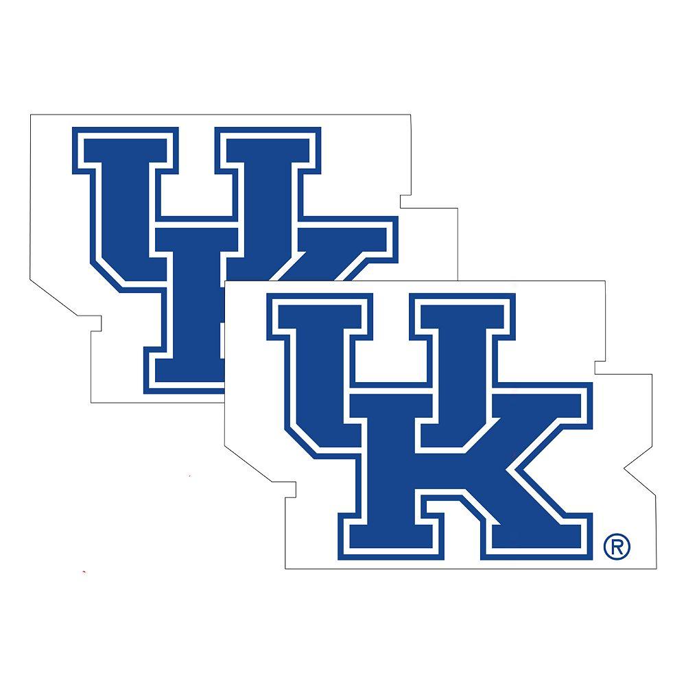 Kentucky Wildcats 2-Pack Large Peel & Stick Decals