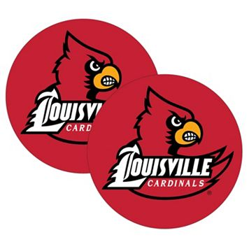 Louisville Cardinals 2-Pack Large Peel & Stick Decals