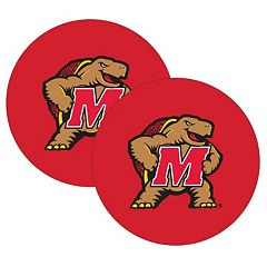 Maryland Terrapins 2-Pack Large Peel & Stick Decals