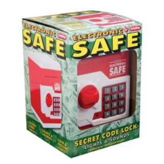 Schylling Electronic Safe