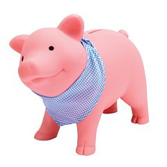 Schylling Rubber Piggy Bank