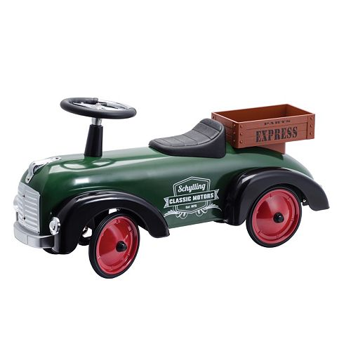 Schylling Metal Speedster Truck Ride-On
