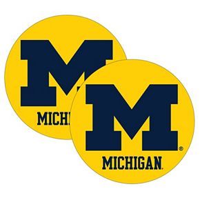 Michigan Wolverines 2-Pack Large Peel & Stick Decals
