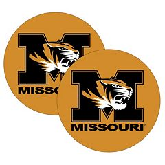 Missouri Tigers 2-Pack Large Peel & Stick Decals