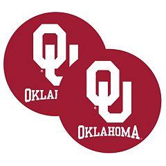 Oklahoma Sooners 2-Pack Large Peel & Stick Decals