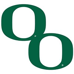 Oregon Ducks 2-Pack Large Peel & Stick Decals
