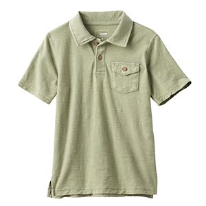 Boys 4-7x SONOMA Goods for Life™ Slubbed Polo