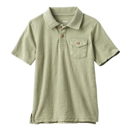 Boys 4-7x SONOMA Goods for Life™ Slubbed Polo