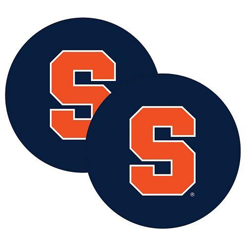 Syracuse Orange 2-Pack Large Peel & Stick Decals