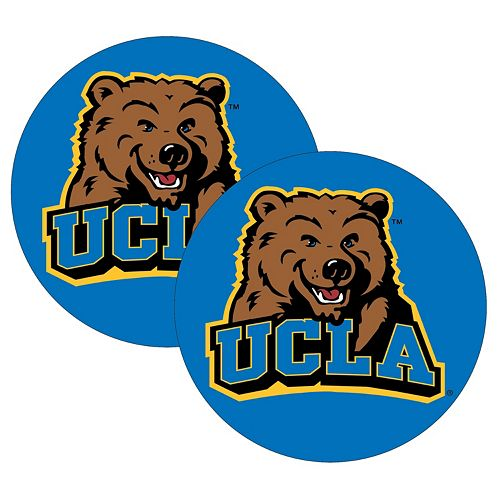 UCLA Bruins 2-Pack Large Peel & Stick Decals
